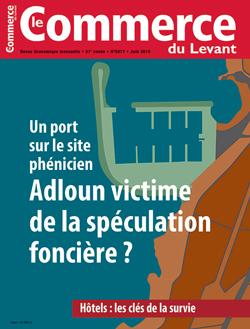 Le Commerce du Levant No.5678 Juillet 2016