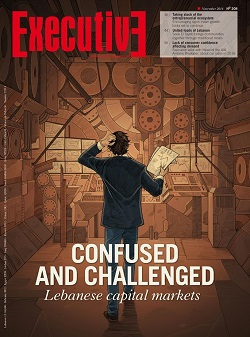 Issue 208 - CONFUSED AND CHALLENGED: Lebanese capital markets