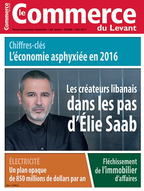 Le Commerce du Levant No.5688 Mai 2017