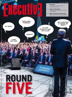 Issue 214 - ROUND FIVE