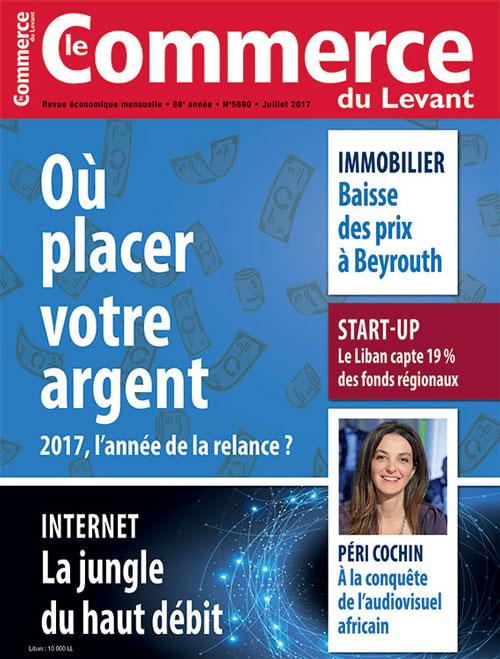 Le Commerce du Levant No.5690 Juillet 2017