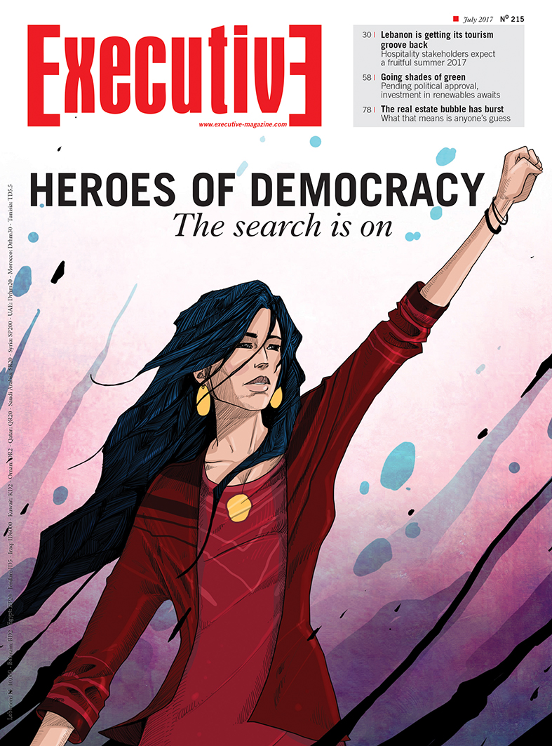 Issue 215 - HEROES OF DEMOCRACY