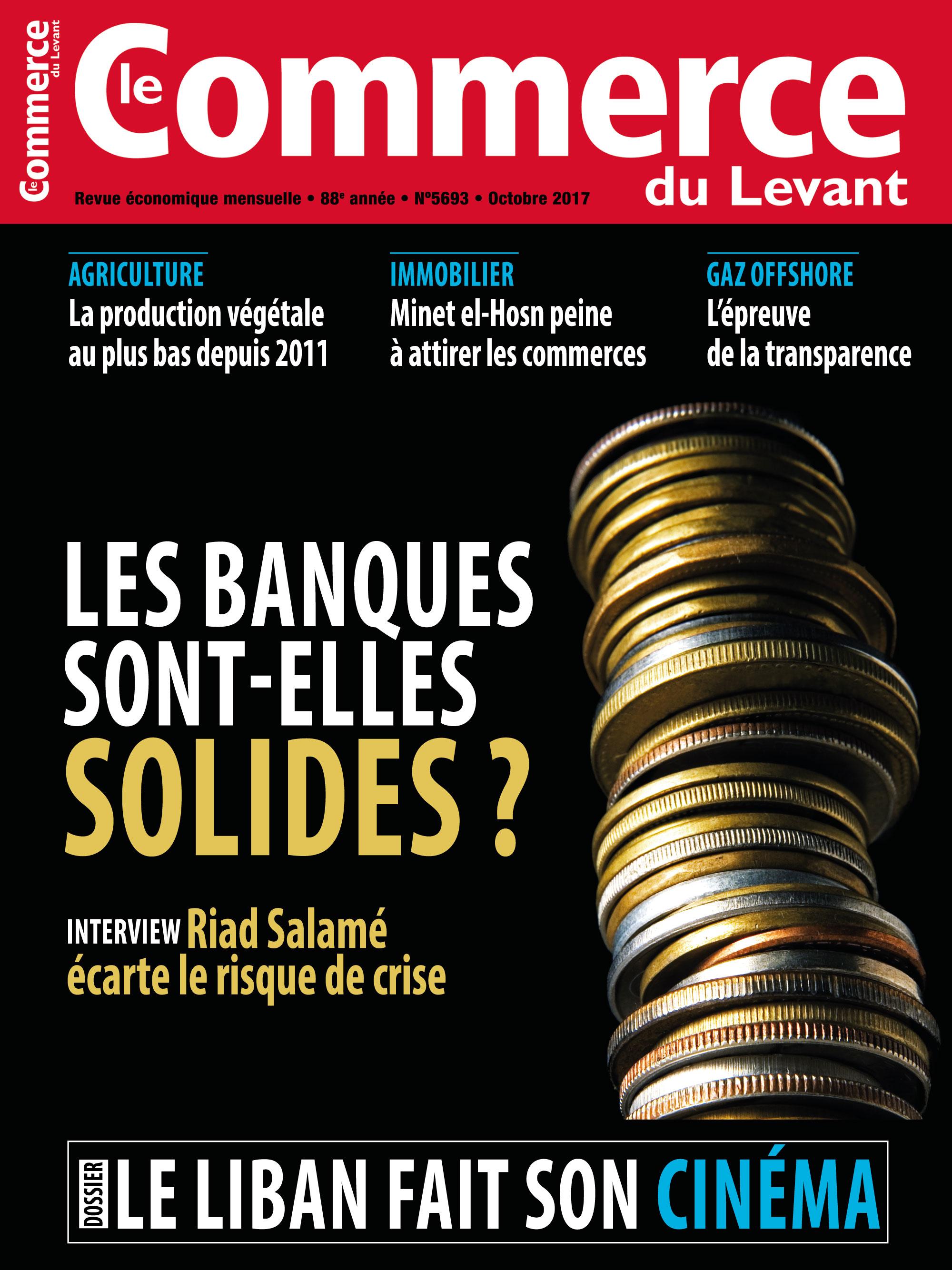 Le Commerce du Levant No.5693 Octobre 2017