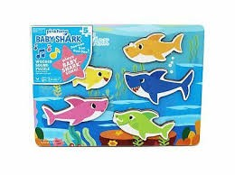 BABY SHARK PUZZLE WITH SOUND