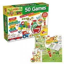 CAROTINA TALKING PEN 50 GAMES ENG