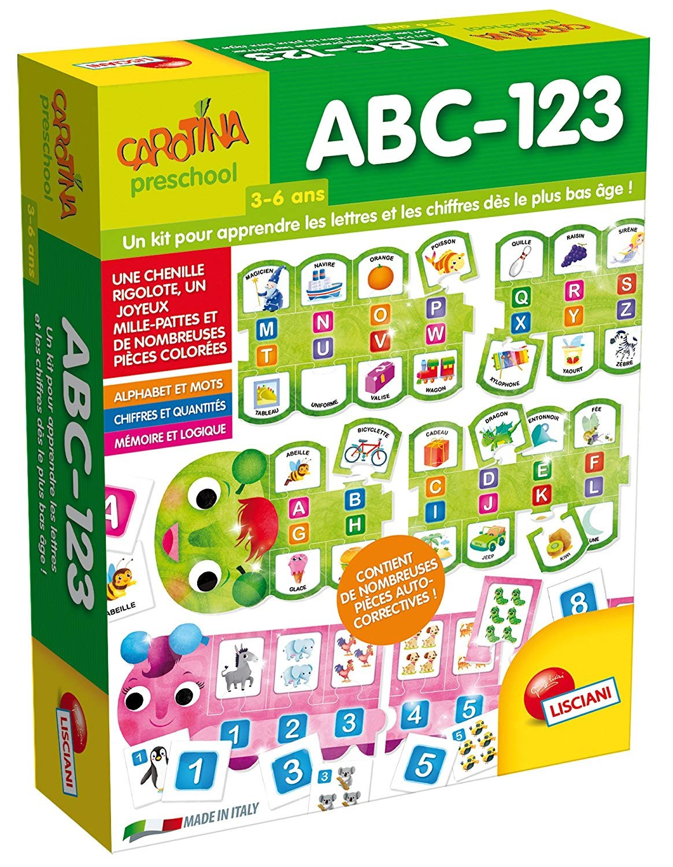 Carotina ABC -123
