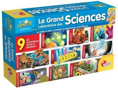Carotina LE GRAND LABORATOIRE DES SCIENCES