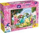 PUZZLE SUPERMAXI 108 PRINCESS