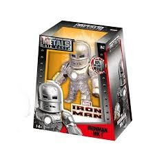 METALS MARVEL IRON MAN 4' FIG