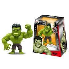 Metals Avengers Hulk 4' Figure
