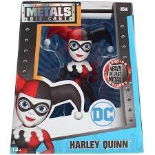 METALS DC SHG CLASSIC HARLEY QUIN 4' FIG