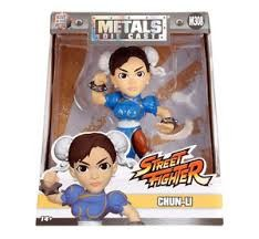 METALS STREET FIGHTER CHUNG