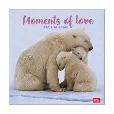 LEGAMI CALENDAR 2020 MOMENTS OF LOVE