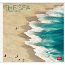 LEGAMI CALENDAR 2020 - THE SEA