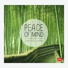 LEGAMI CALENDAR 2020 - PEACE OF MIND