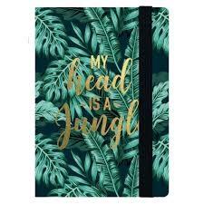 Photo Notebook Small - Jungle