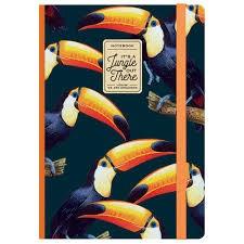 Photo Notebook Medium - Toucans