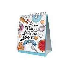 Recipe Book - The Secret Ingredient