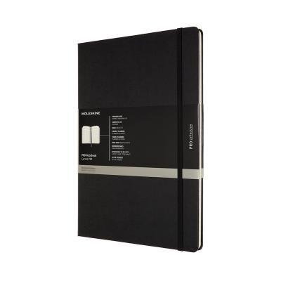 Moleskine PRO Notebook A4-H-BK