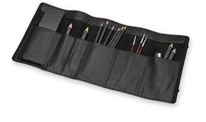Moleskine Classic Tool Roll Black