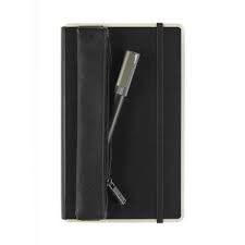 Moleskine Classic Elastic Single Pen Holder Black