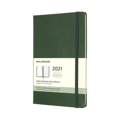 Moleskine Daily Planner L-H-GR (2021)