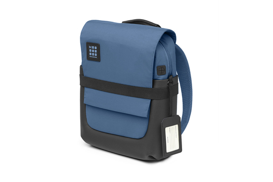 Moleskine ID Backpack Small Blue