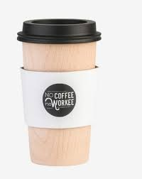 No Coffee No Workee - Pen Holder