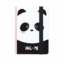 Photo Notebook S - Panda