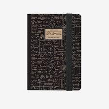 Photo Notebook S - Math