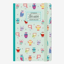 PHOTO NOTEBOOK M - BE WISE