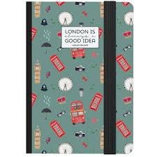 Photo Notebook M - London