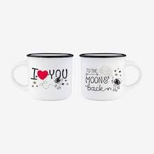 Espresso For Two - Coffee Mug - To The Moon&Back