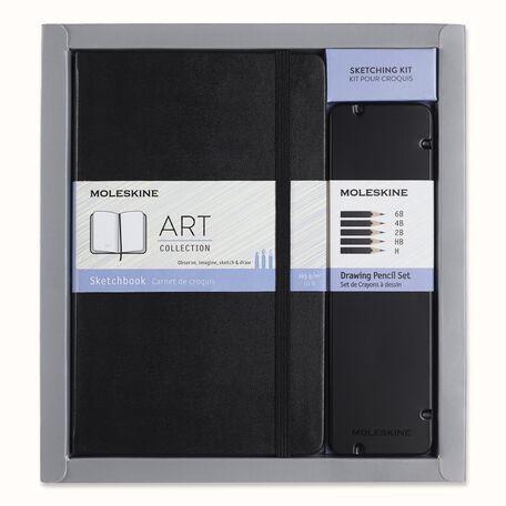 Moleskine Bundle: ART Skteching Kit