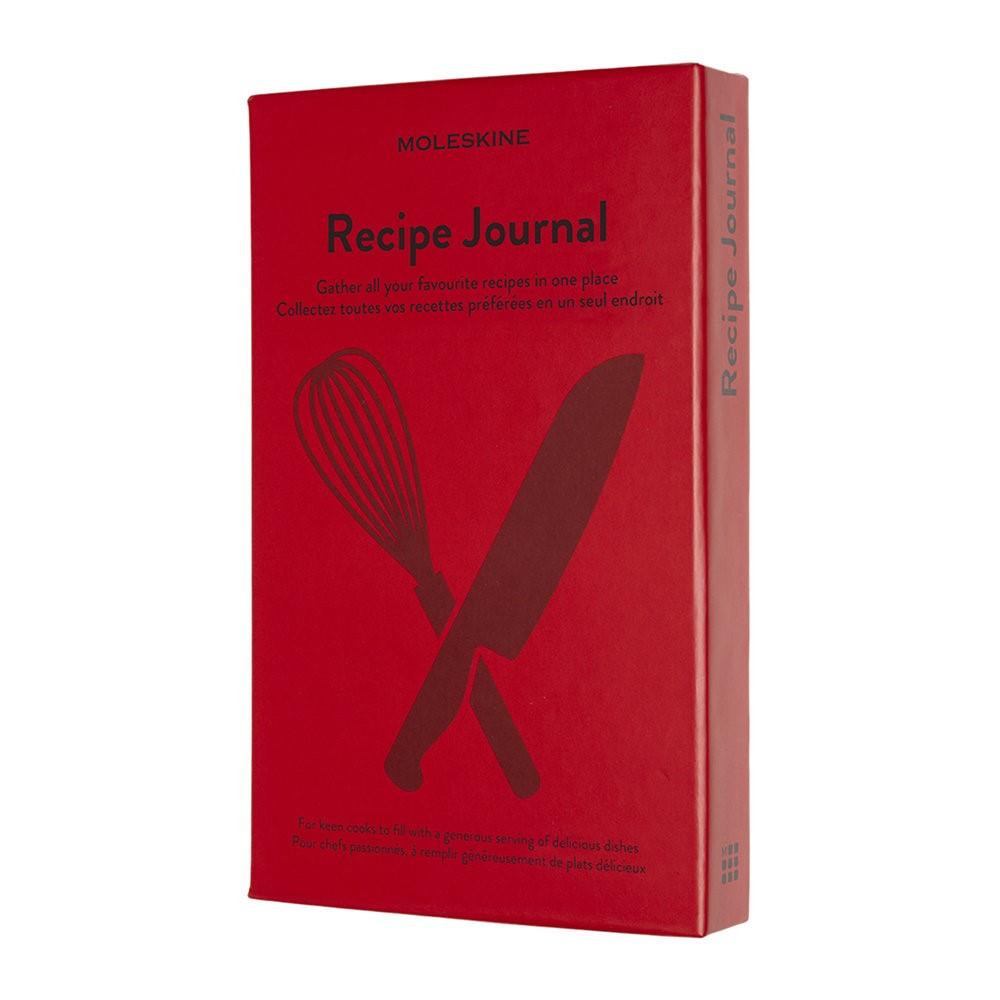 Moleskine Passion Journal Box: RECIPE