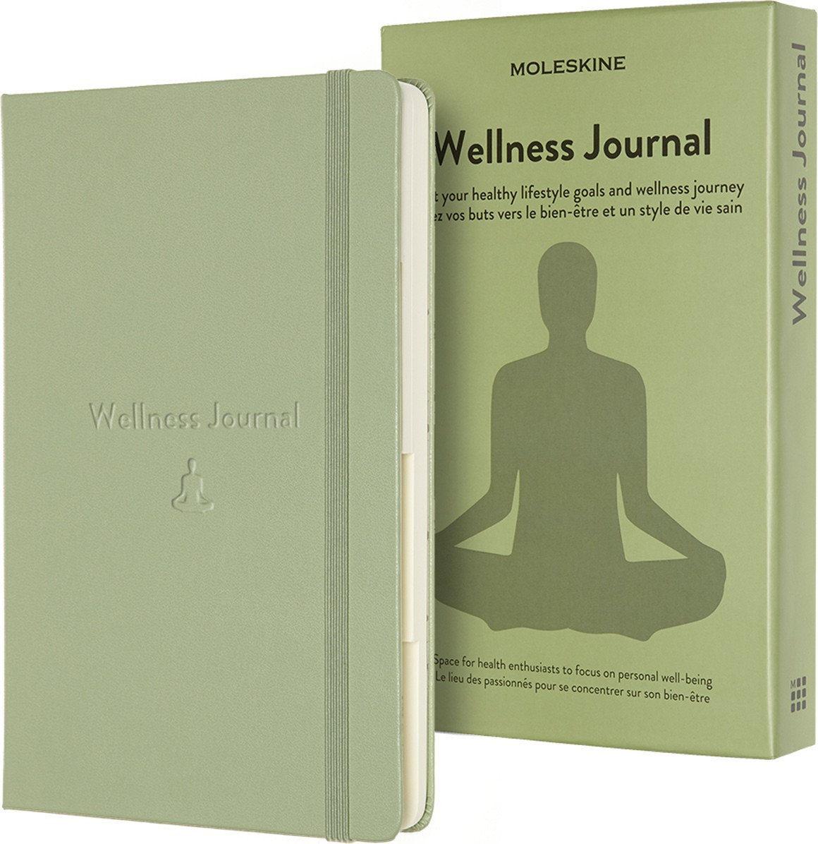 Moleskine Passion Journal Box: WELLNESS