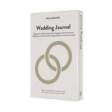 Moleskine Passion Journal Box: WEDDING