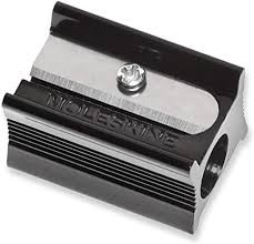 Moleskine Sharpener Black