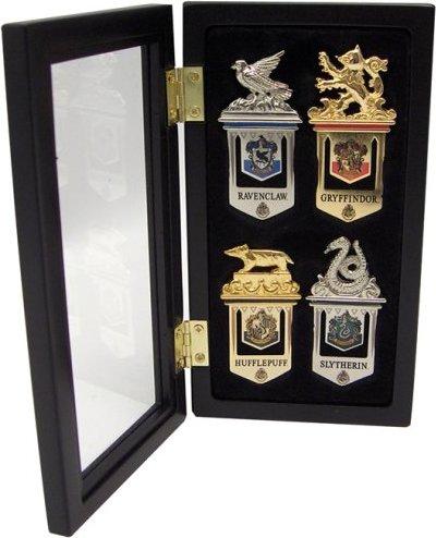 4 Hogwarts Bookmarks