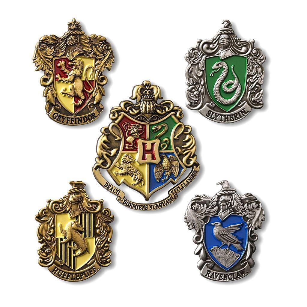 HP - HOGWARTS House Pins