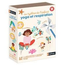 AU RYTHME DE L'ENFANT YOGA ET RESPIRATION