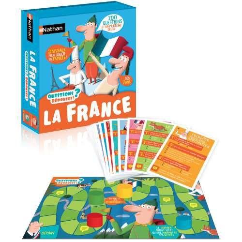 LA FRANCE QUESTIONS REPONSES