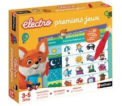ELECTRO PREMIERS JEUX