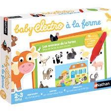 BABY ELECTRO A LA FERME