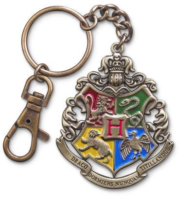 Harry Potter - Hogwarts Crest Keychain