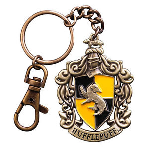 Huffelpuff Keyring - Harry Potter