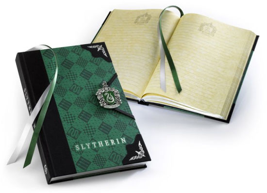 Diary - Slytherin - Harry Potter
