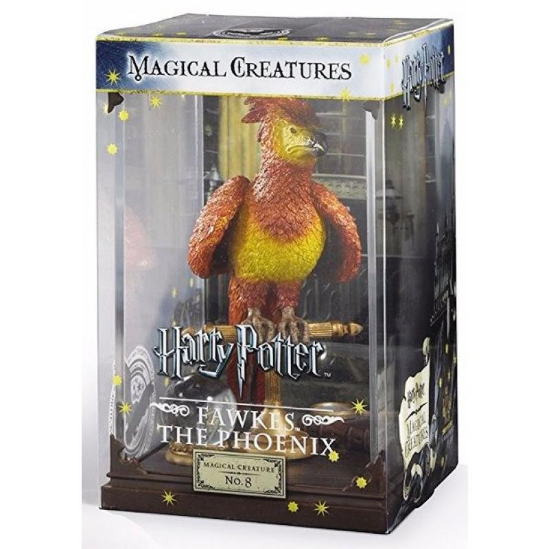Magical Creatures - Fawkes the Phoenix