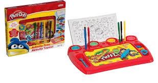 Play-Doh Activity Tray