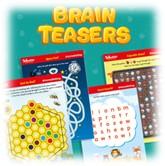 Brain Teasers (6-99 years)